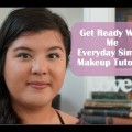 GRWM-Everyday-Simple-Makeup-Tutorial-for-Work-WatermelonLiving