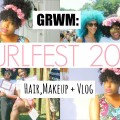 Get-Ready-With-Me-CURLFEST-2016-HairMakeup-Vlog-Sarah-Farma-