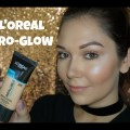 NEW-LOreal-Pro-Glow-Foundation-First-Impression