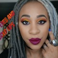 Summer-Series-Sunset-Eyes-Bold-Lips-Makeup-Tutorial