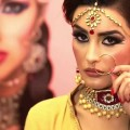 wedding-hair-and-makeup-Makeup-by-Saira-Iqbal-MUA-Arabic-double-winged-eyeliner