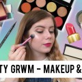 CHIT-CHAT-GET-READY-WITH-ME-MAKEUP-HAIR-Simply-Laura-