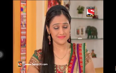 Daya-Taarak-mehta-ka-ooltah-chashma-makeup-Disha-Vakani-makeup-tutorial-in-hindi