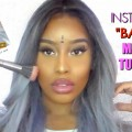 EASY-INSTAGRAM-BADDIEMAKEUP-TUTORIAL-2016-CAKE-FACE-EDITION-TALK-THUR