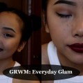 Everyday-Makeup-Neutral-eyes-bold-lips