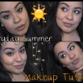 Everyday-Summer-Makeup-Tutorial-Using-Only-Drugstore-Products