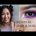 Festival-Hair-and-Makeup