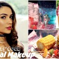 GRWM-4th-Of-July-Makeup-Tutorial-Minimal-Products