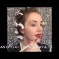 Lucille-Ball-Inspired-Hair-Makeup-Tutorial