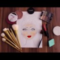 MAKEZ-7-Steps-to-Contour-and-Eye-Makeup-with-Red-Lips