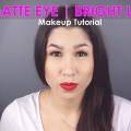 Makeup-Tutorial-Independence-Day-Bright-Lips