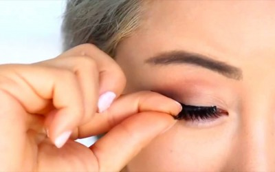 Matte-Glam-Makeup-Tutorial-For-Hooded-Eyes-Chocolate-Bar-Palette-Tutorial-makeup-tips-