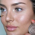 Natural-Beauty-Makeup-Look-the-illusion-of-NO-foundation-Incl.-Freckles