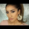 Purple-Eid-Indian-Wedding-Makeup-Tutorial-AnchalMUA