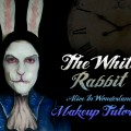 The-White-Rabbit-Alice-in-Wonderland-Makeup-Tutorial-Ellik-Creations