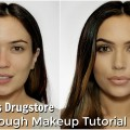 Beginners-Talk-Through-Makeup-Tutorial-All-Drugstore