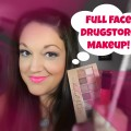 Full-Face-Drugstore-Makeup-Tutorial