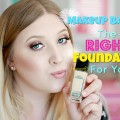 How-To-Choose-The-Right-Foundation-For-You-My-Foundation-Routine-Makeup-Basics