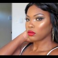 Smokey-Eye-Red-Lips-Makeup-Tutorial