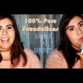 100-Percent-Pure-2nd-skin-Healthy-Skin-Foundation-Review-Demo