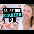 Beginner-Makeup-Tips-Starter-Kit-NEW-Drugstore-Faves-Intermediate-Additions