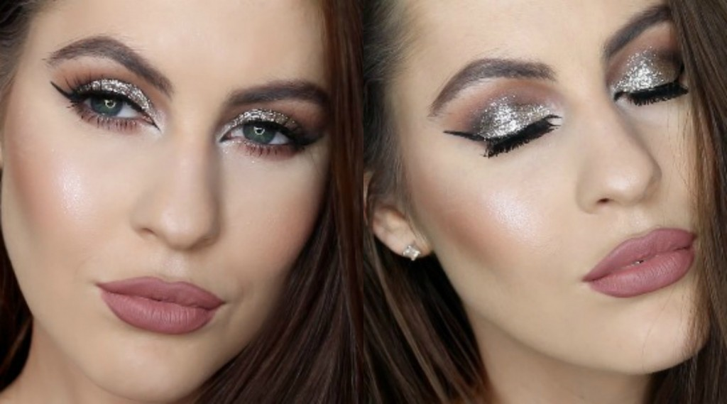 Easy Drugstore Glam Tutorial   Formal, Prom, Wedding Makeup – NowChic.com
