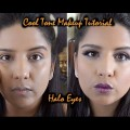 Fall-2016-Cool-Tone-Make-up-Halo-Eyes-and-Plum-Lips