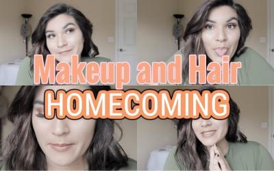 HOMECOMING-Makeup-and-Hair-Tutorial