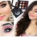INDIAN-GLAM-WEDDING-GUEST-MAKEUP-Tutorial-using-Makeup-Geek-x-MANNY-MUA-DOUBLE-CUT-CREASE-GRWM