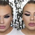 Kim-Kardashian-Inspired-Dramatic-Smoky-Eyes-Makeup-Tutorial