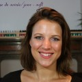 Maquillage-de-soire-jour-Makeup-brown-hair-and-blu-eyes-