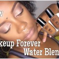 New-Makeup-Forever-Water-Blend-FoundationDemoY505Oily-skin