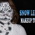 SNOW-LEOPARD-HALLOWEEN-MAKEUP-TUTORIAL-FOR-KIDS-2016