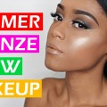 SUMMER-BRONZE-GLOW-MAKEUP-TUTORIAL-USING-DRUGSTORE-PRODUCTS-RUIZ-ROSE