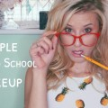 Simple-Back-To-School-Makeup-Tutorial