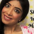 Simple-Indian-Makeup-for-beginners-Quick-Everyday-Makeup-MissAngelicSmile-