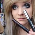 blue-eyes-make-up-tutorial-Drak-blue-makeup-easy