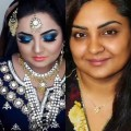 BridalhairmakeupweddingPakistanIndiaIndianPakistanitutorialamazingbestmakeup