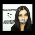 Dark-Smile-Halloween-Makeup-Tutorial-Look-Like-Celebrity