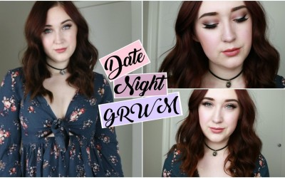Date-Night-GRWM-Makeup-Hair-Outfit