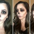 Easy-Skull-Halloween-Makeup-Tutorial-FANCY-Lashes-Lips