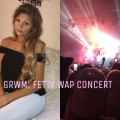 FETTY-WAP-CONCERT-GET-READY-WITH-ME-LIVE-CONCERT-FOOTAGE-Hair-Makeup-Outfit-Pictures