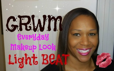 GRWM-Get-Ready-With-Me-Everyday-LIGHT-Beat-Hair-Makeup