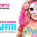 Halloween-makeup-tutorial-NYX-Nordic-Face-Awards-Top-15-Challenge-Graffiti