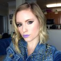 LAVENDER-LIPS-MAKEUP-LOOK-SPOTLIGHT-PRODUCT-KAT-VON-D-LIPSTICK