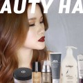 MAKEUP-SKINCARE-HAUL-Giorgio-Armani-Koh-Gen-Do-Laura-Mercier-more