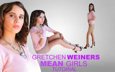 Mean-Girls-Gretchen-Weiners-Makeup-Hair-DIY-Halloween-Costume