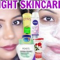 Night-Time-Skin-Care-Routine-SuperPrincessjo
