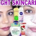 Night-Time-Skin-Care-Routine-SuperPrincessjo
