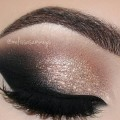 Rose-Gold-Glam-Cat-Smokey-Eyes-Makeup-Tutorial-Melissa-Samways